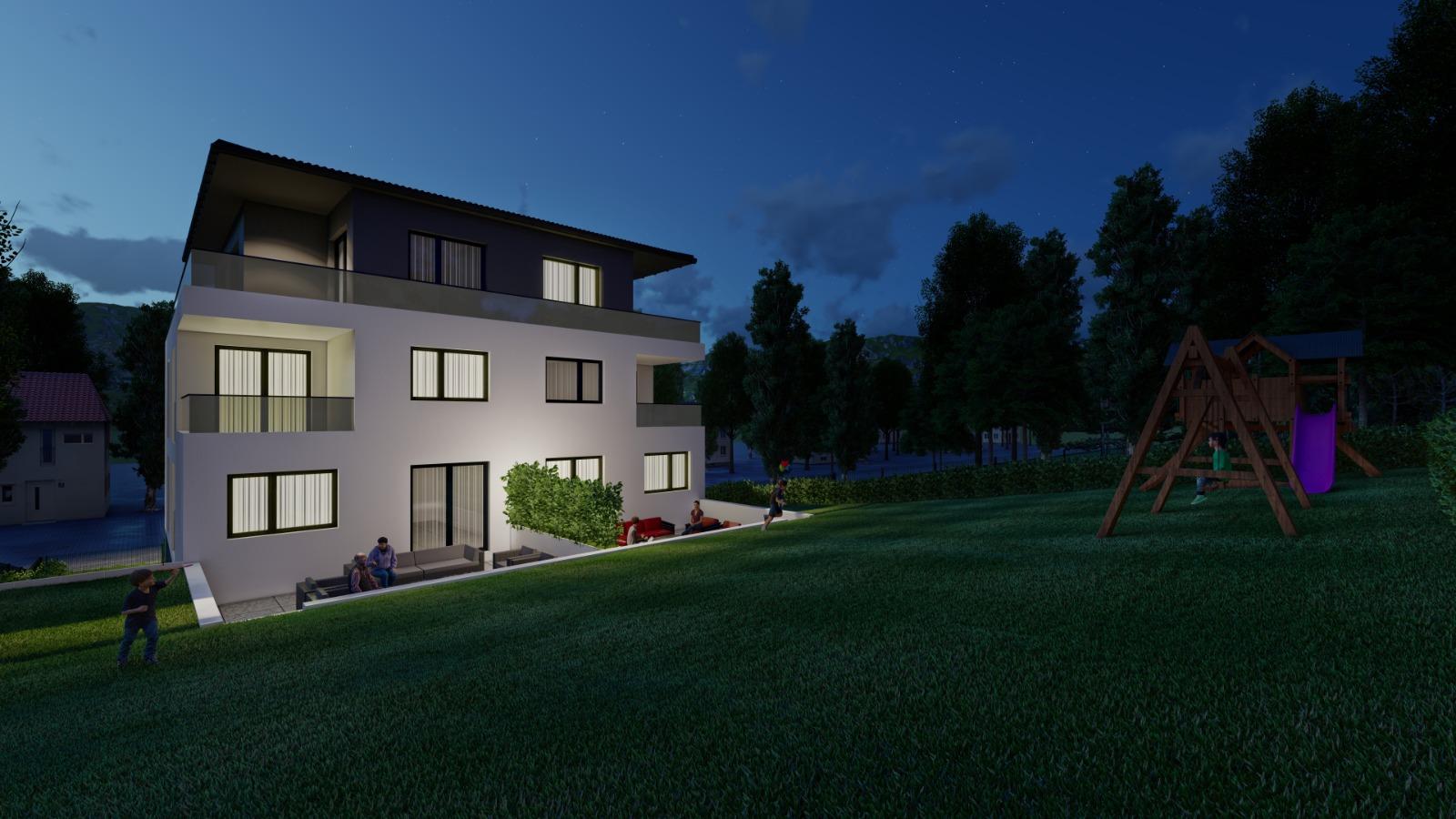 3D Immobilien Rendering