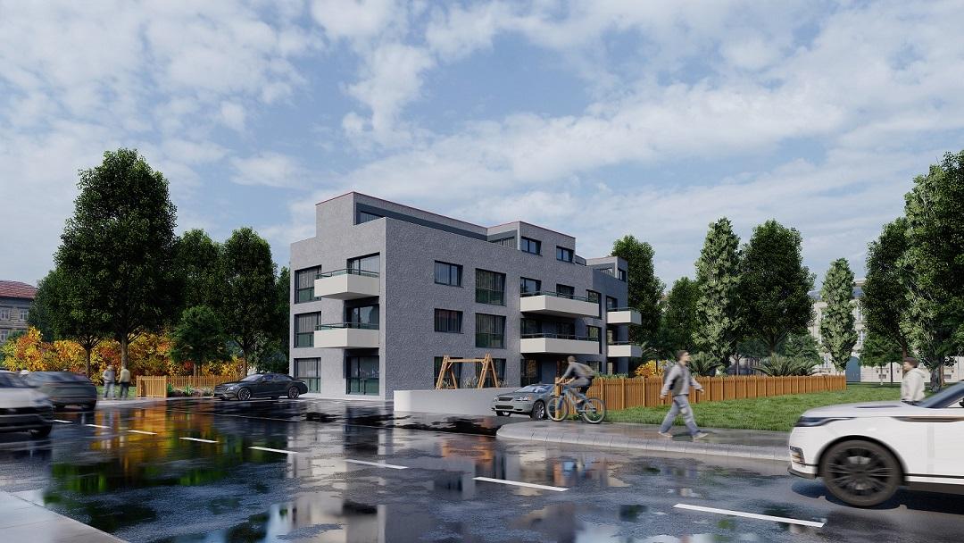 Bauprojekt Zürich