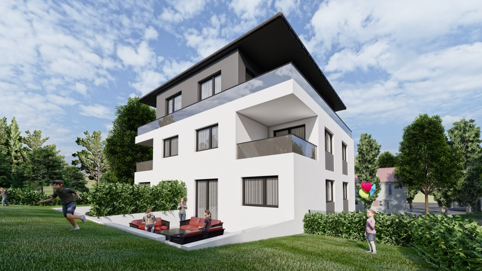 Neubau IBER Immobilien