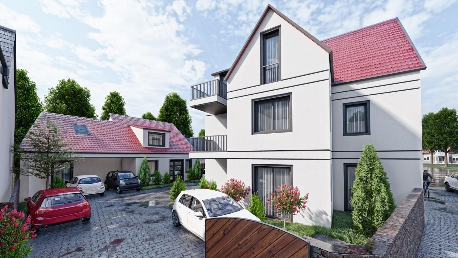 Neubau Immobilie Aschaffenburg