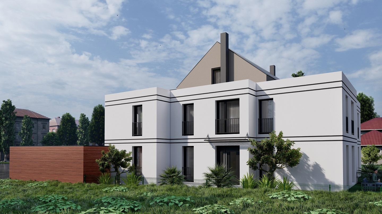 Architektur Visualisierung 2021