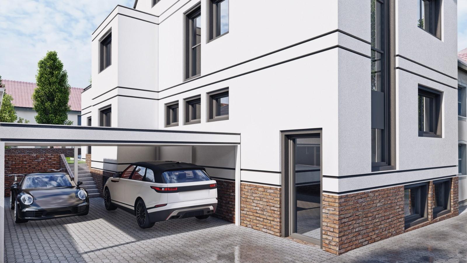 Neubau UBZ Schweinheim