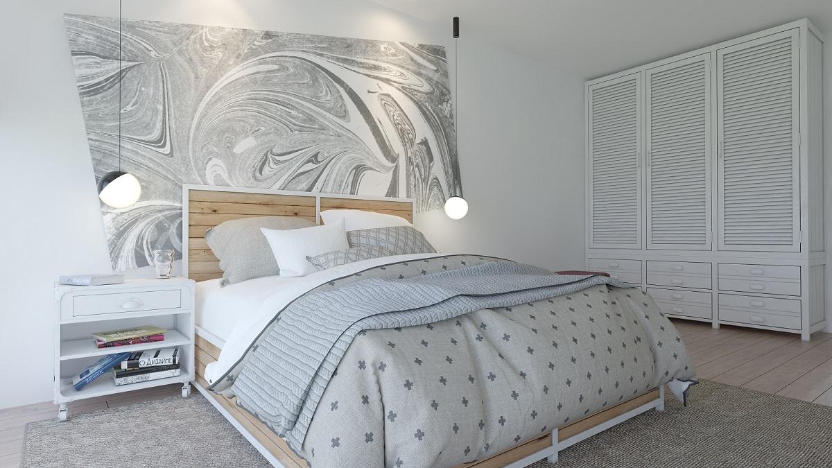 Schlafzimmer Design II