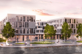3D Visualisierung Potsdam