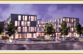 3D Rendering Neubau Potsdam