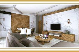 3D ViSu Wohnzimmer