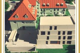 Architekturmodell Forchheim Nürnberg